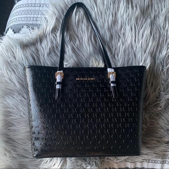 Michael Kors Handbags - Michael Kors Jet Set Travel Carryall Tote